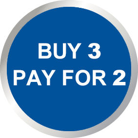 Buy 3, Pay For 2