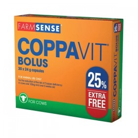 Coppavit Bolus - Cows
